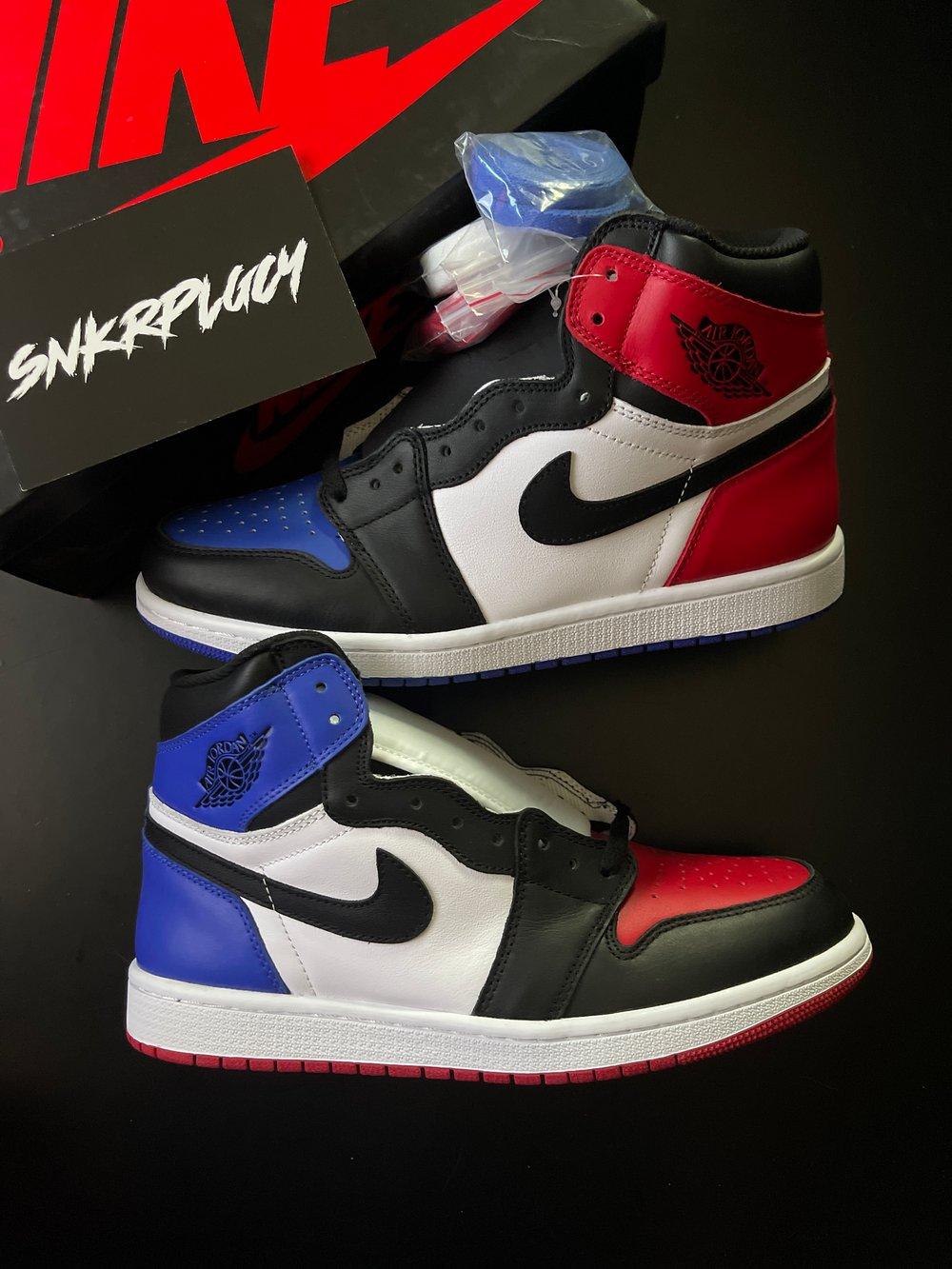 """Air Jordan 1 High """"Top 3"""""""