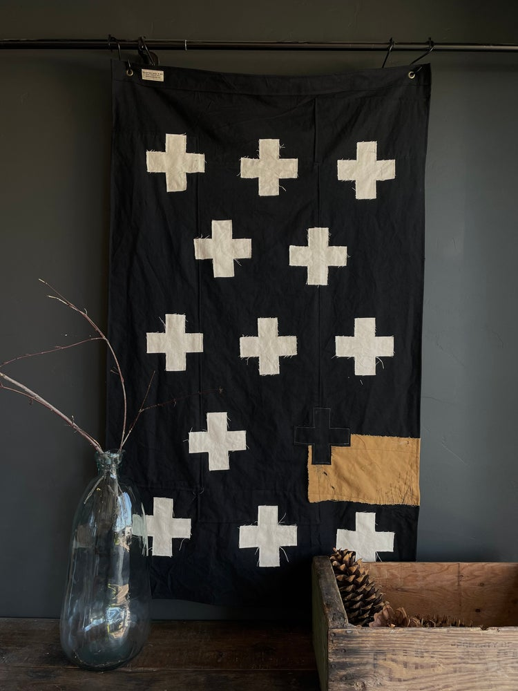 Image of MARKS THE SPOT (ONE OF A KIND) FLAG