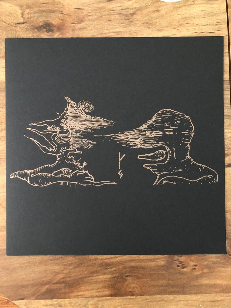 Image of Draugsjukan - Draugsjukan LP