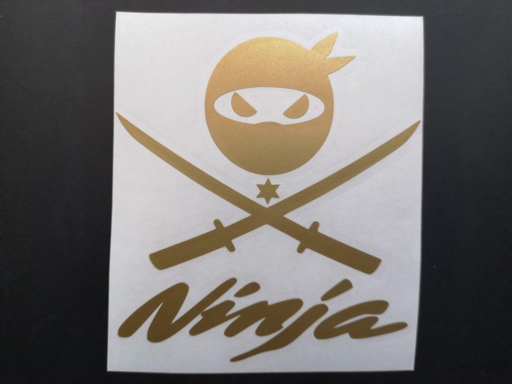 Kawasaki Ninja Decals