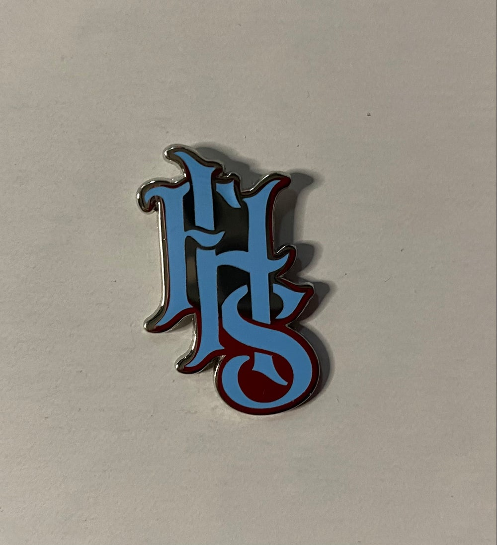FHS LOGO 3 - Sky Blue & Silver