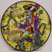 Image of THEE CORSAIRS - TALES OF RUM AND WHISKEY LP