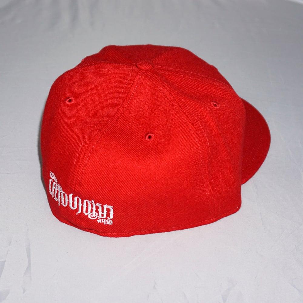 Sam (Trick 'r Treat) Custom Fitted - Red