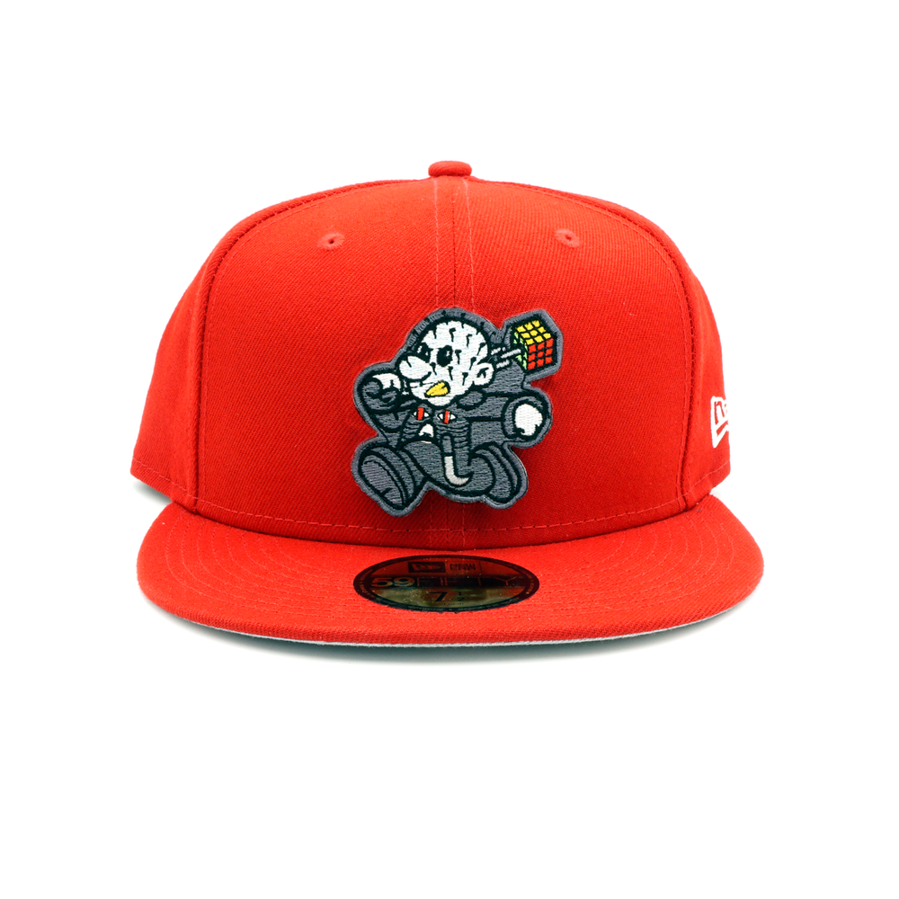 Pinhead Custom Fitted - Red
