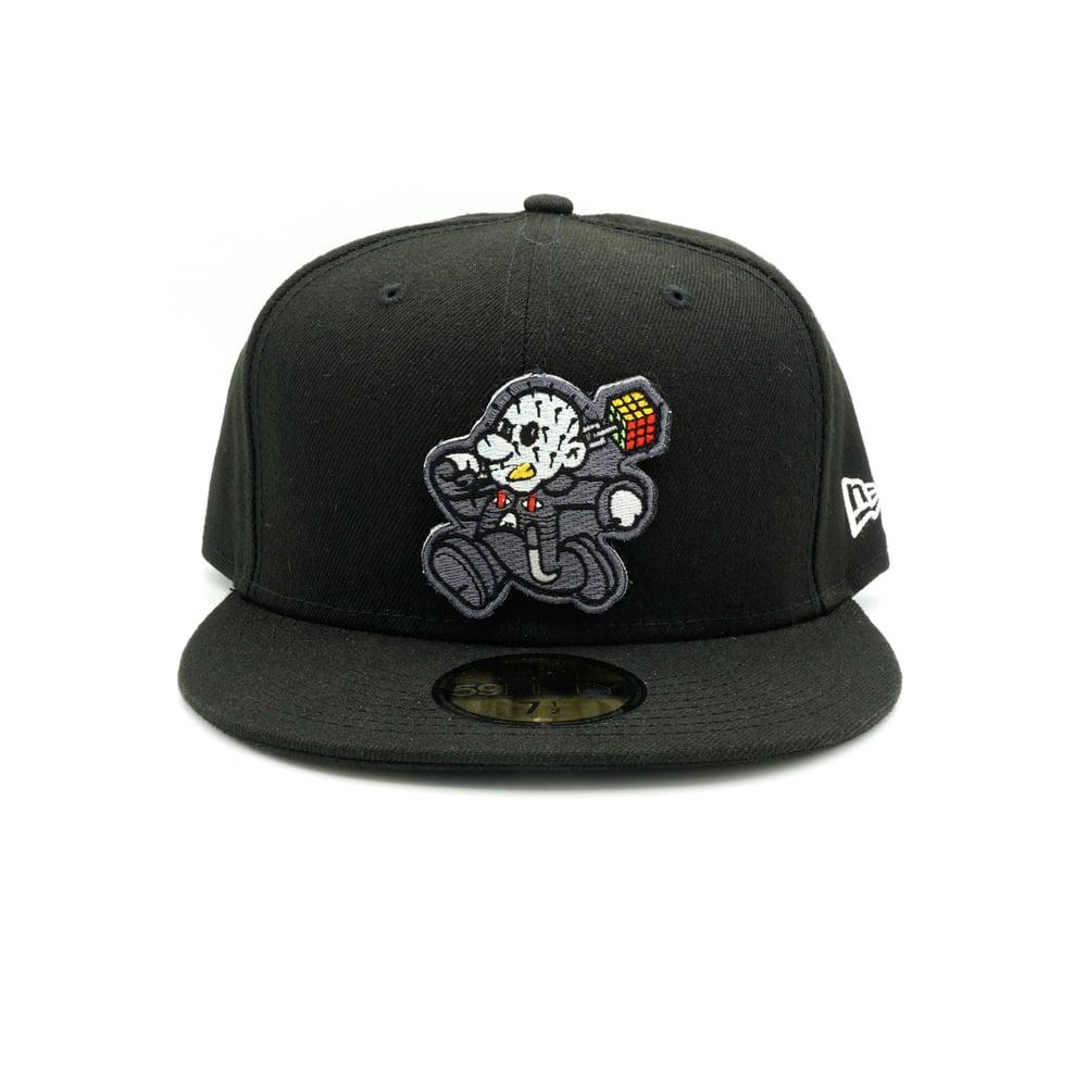 Pinhead Custom Fitted - Black