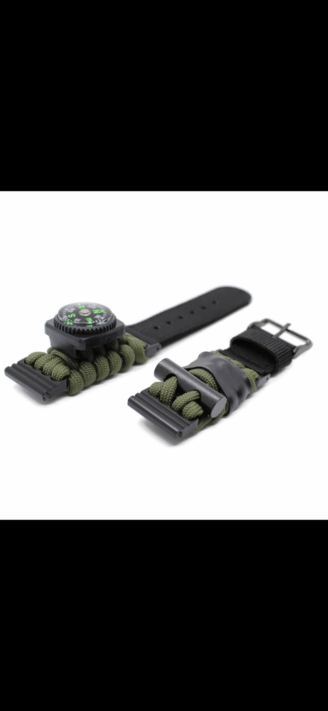 Image of G-SHOCK | Paracord Survival | Quick Release