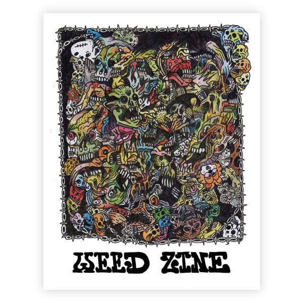 Image of Weed Zine