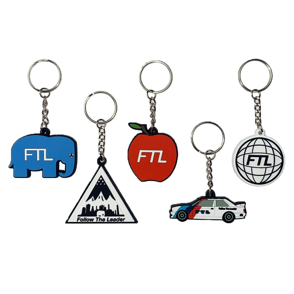 Image of FTL Keychains