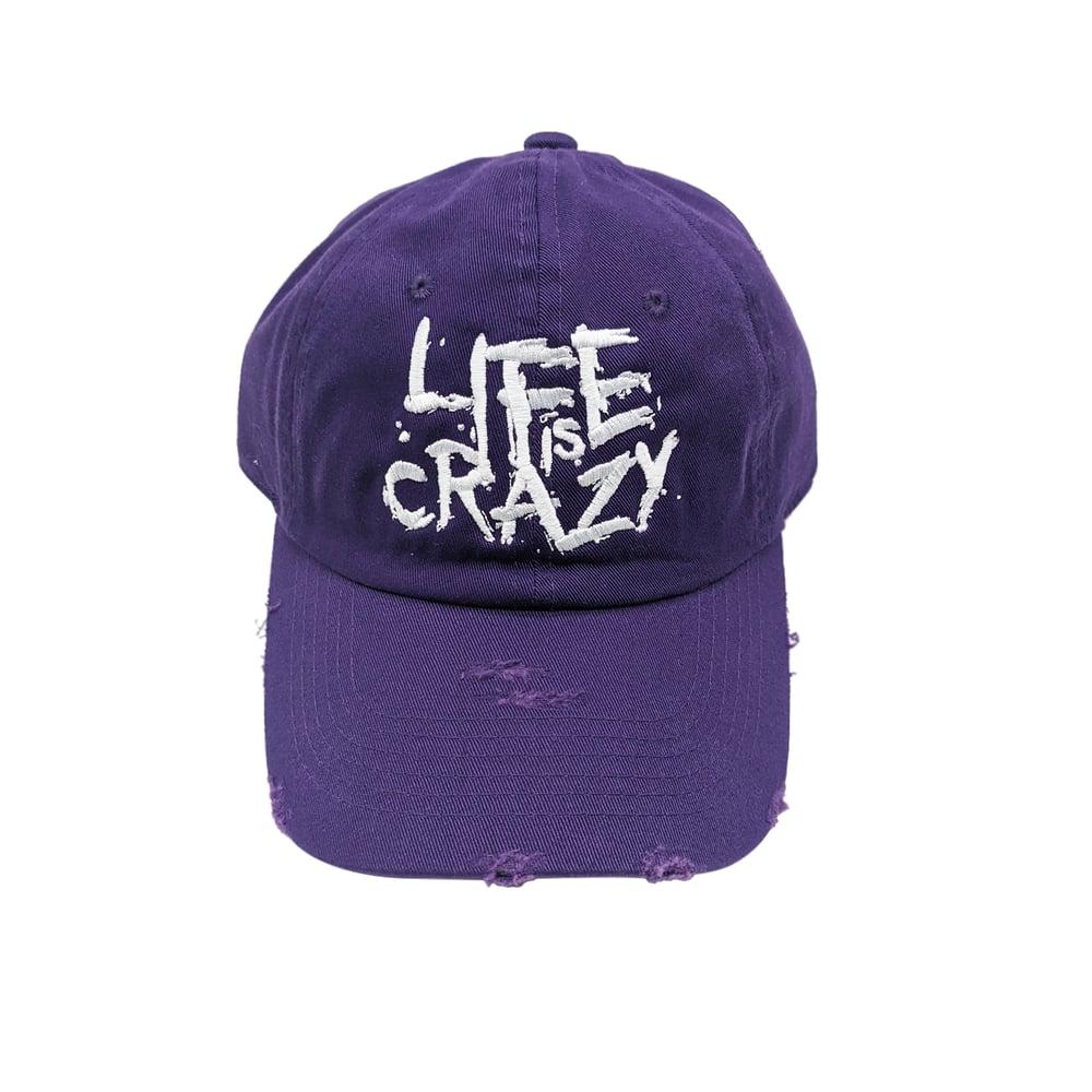 "Image of LIC ""Purple Pack"" Dad Hat"