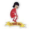 'Perreo Sola' Sticker