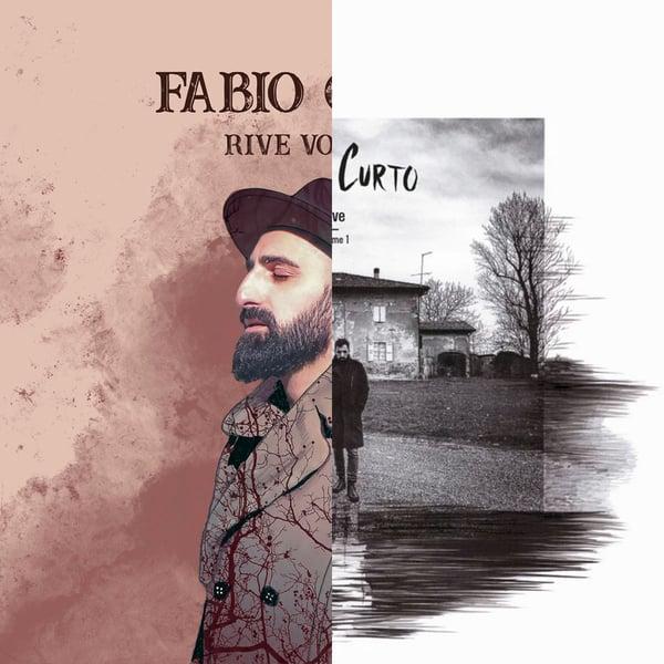 Image of Fabio Curto - CD - Rive Volume II + Rive Volume I