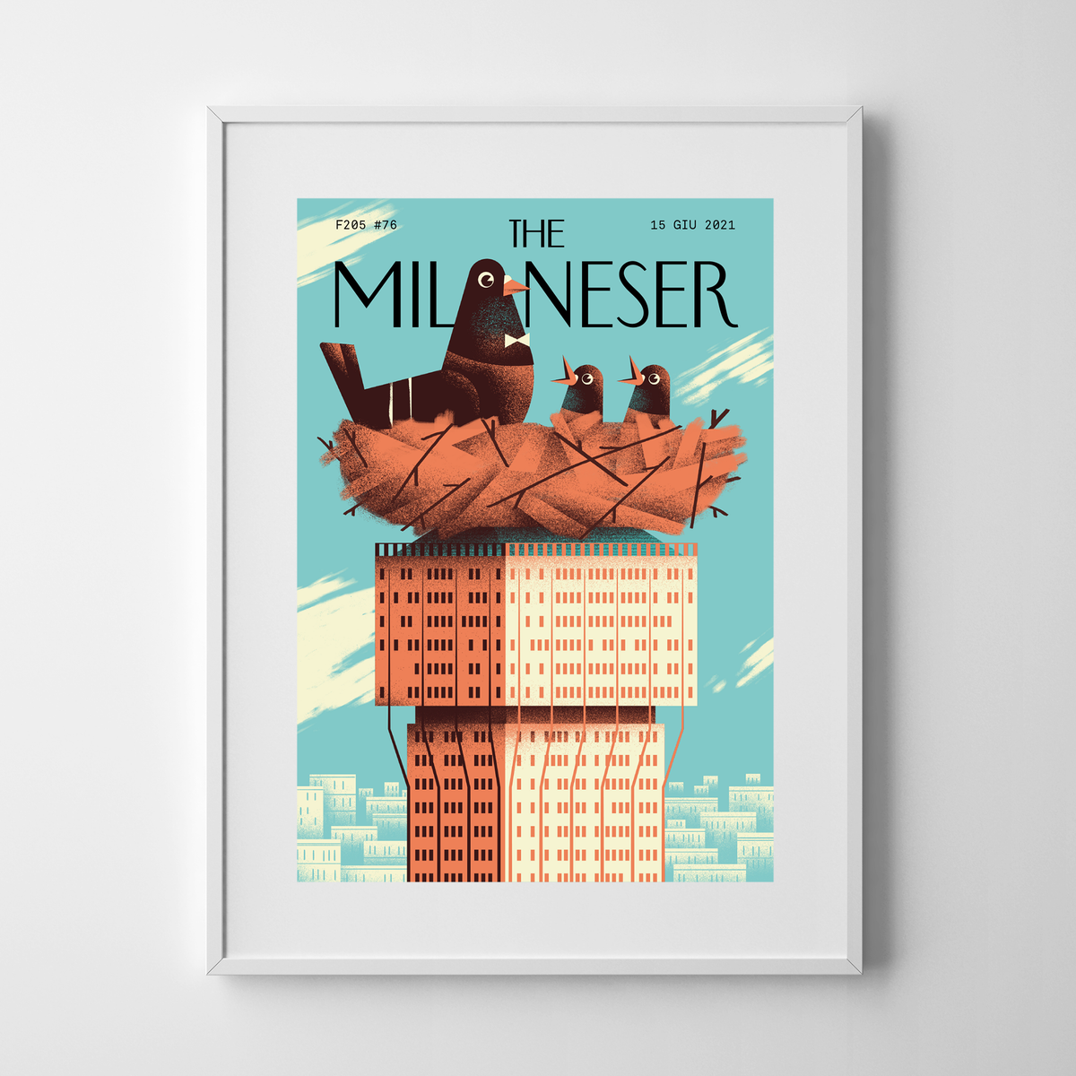 Image of The Milaneser #76