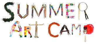 Image of JULY SUMMER ART CAMP