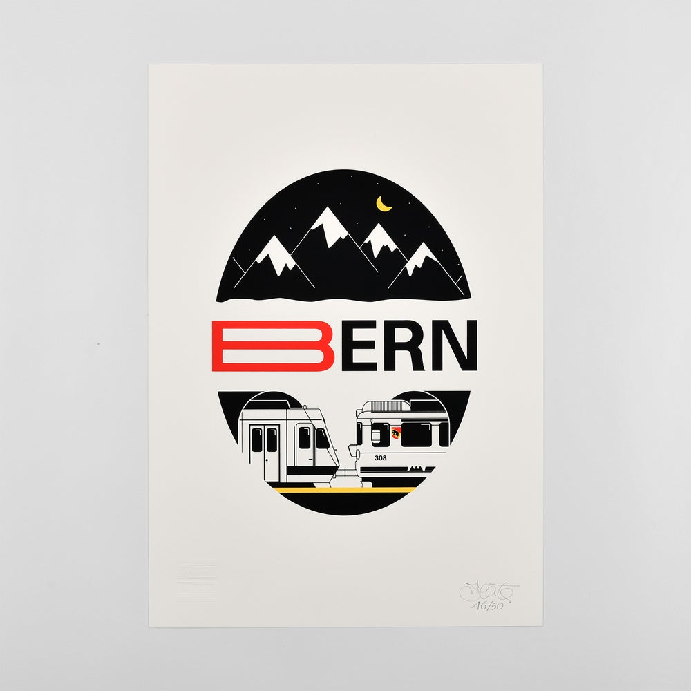 Image of Greetings from BERN
