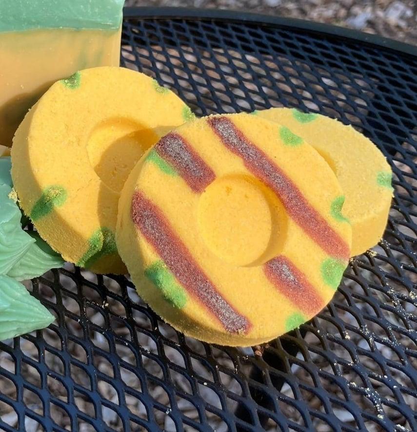 Image of Pineapple Breeze Bath Fizz