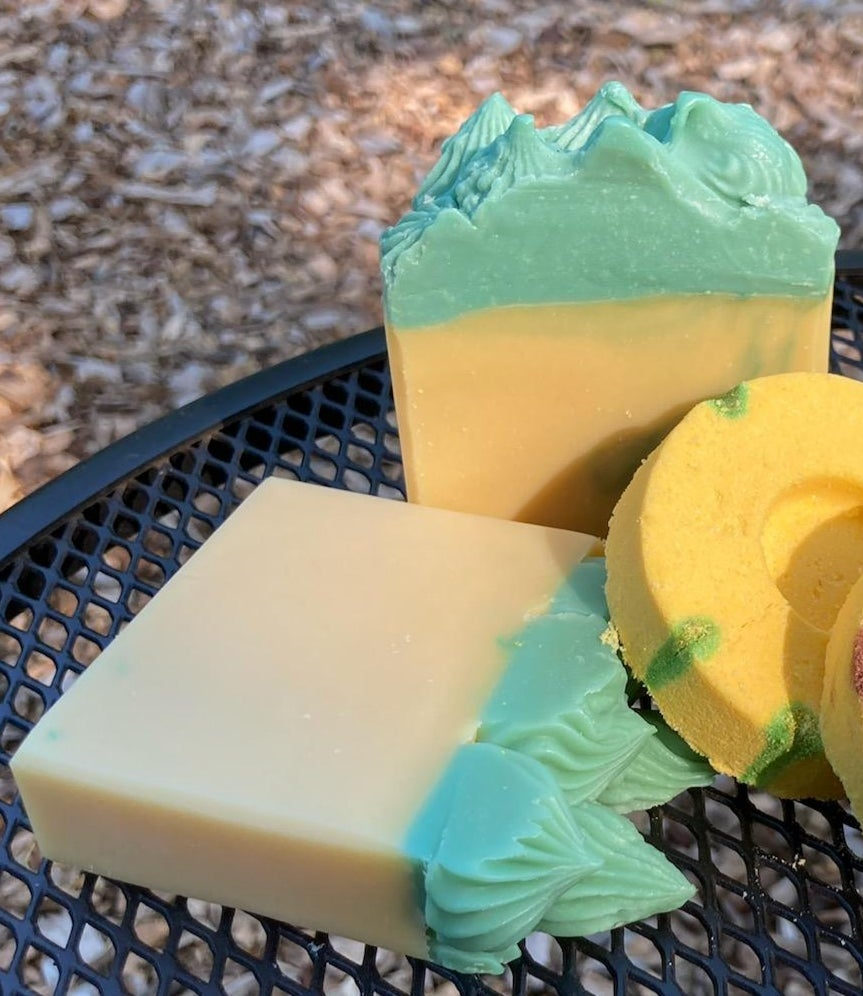 Image of Pineapple Breeze Soap
