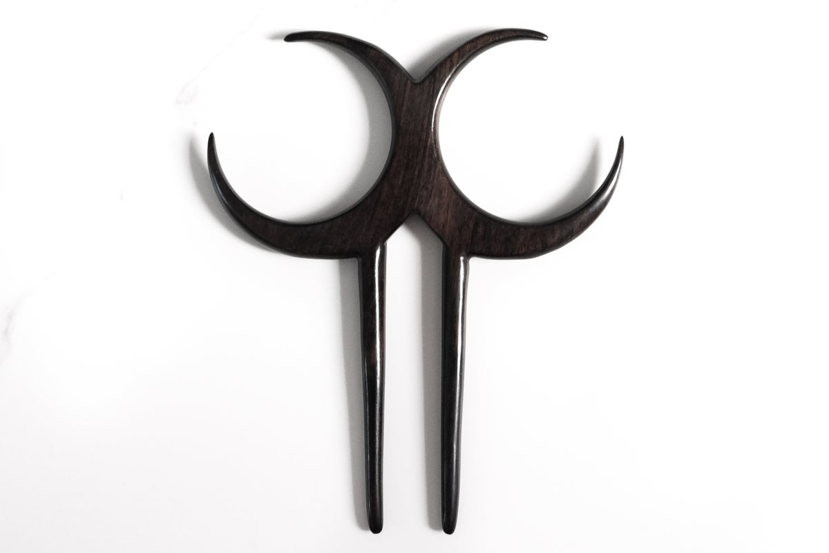 Image of Eclipse Hair Pin XIII