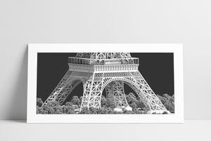 LA TOUR EIFFEL 50x70 - 50x100