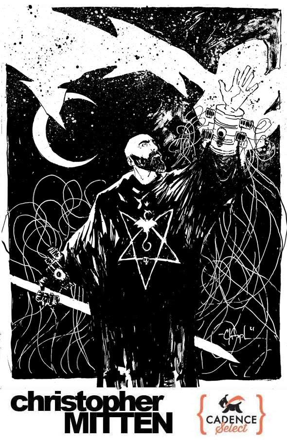 Image of Christopher Mitten Commission (Mail Order) List Opens 6/17 at 3PM EST