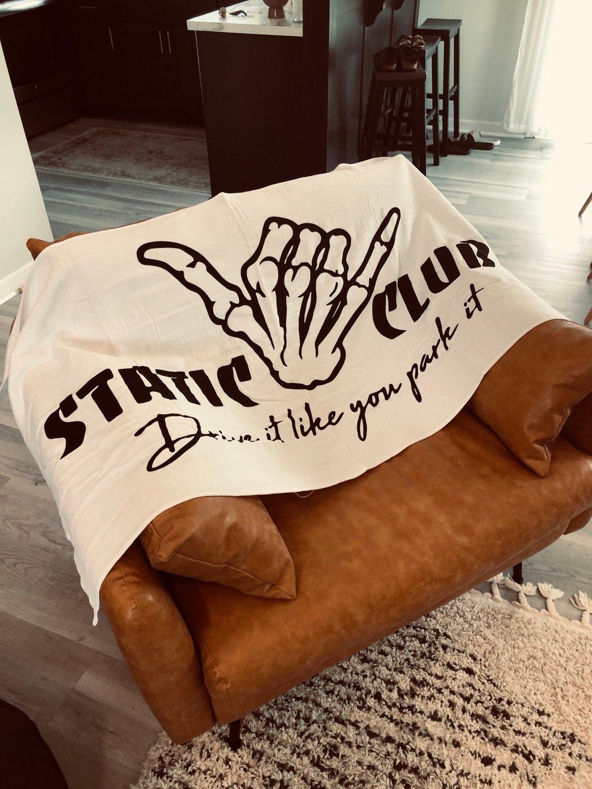 Static Club Towel