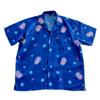 Astro Bunny button up shirt