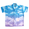 Cosmo Clouds button up shirt