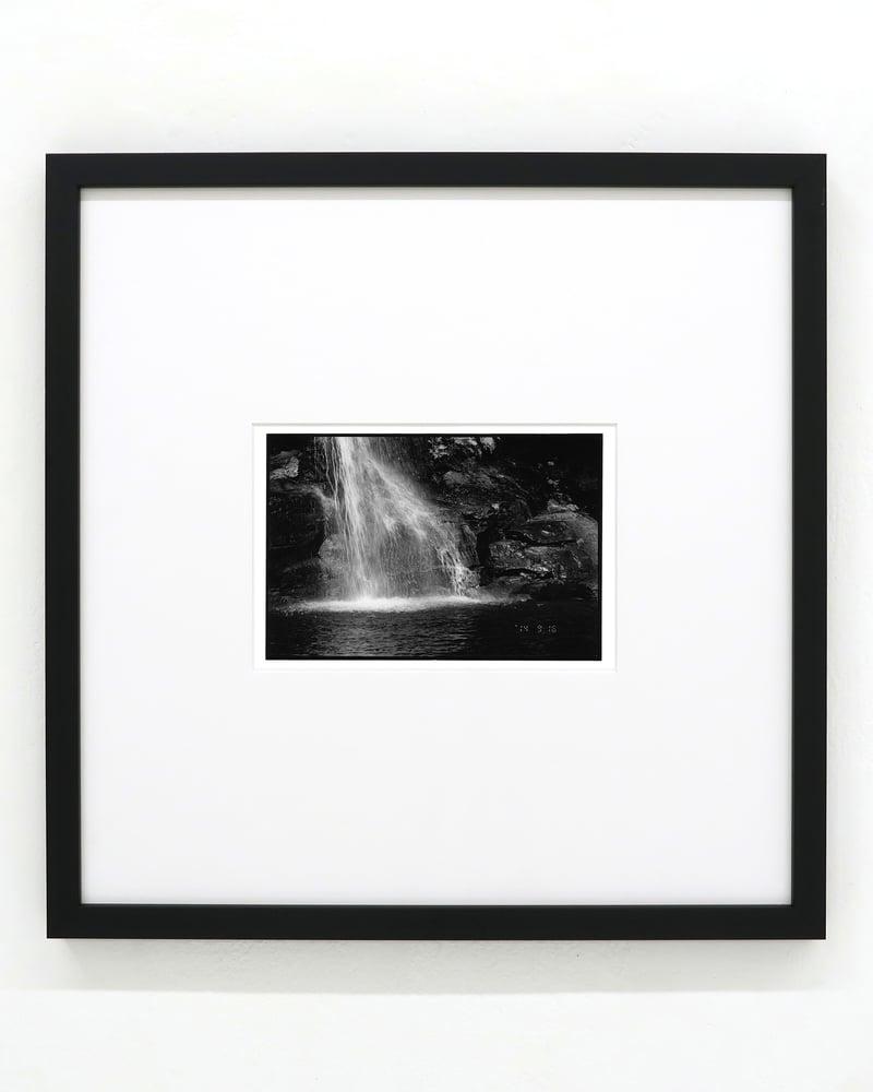 Image of Sam Stephenson 'Minnehaha Falls, 2014'. Original artwork