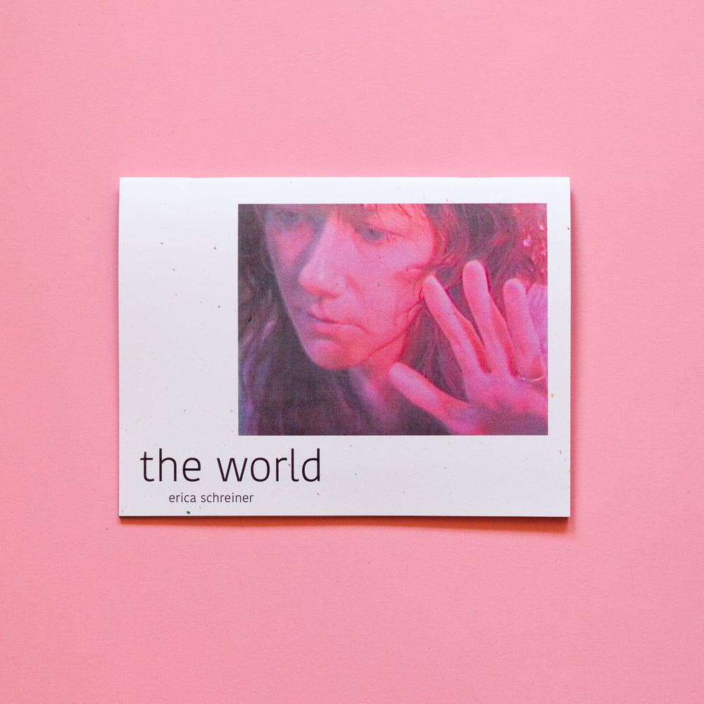 Image of the world - erica schreiner