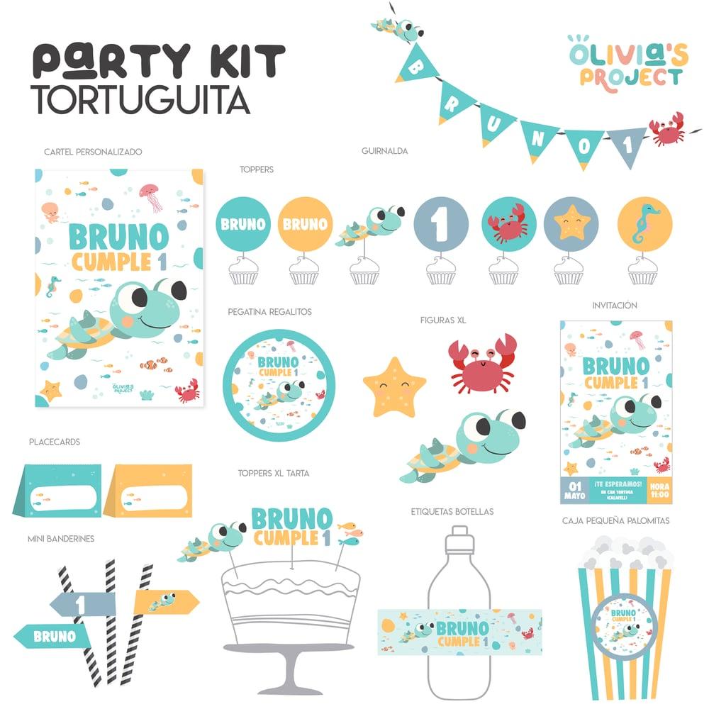 Image of Party Kit Tortuguita