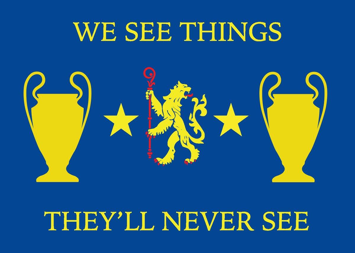 Image of We see things