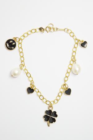 Image of SMILEY & Friends Trinket Bracelet