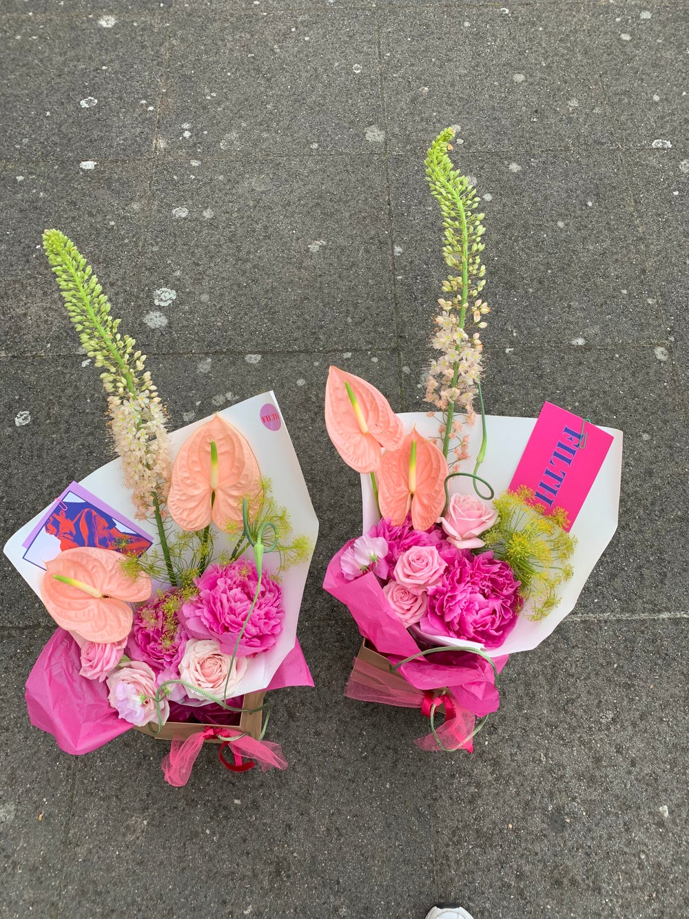 Filth Bouquet - LONDON DELIVERY