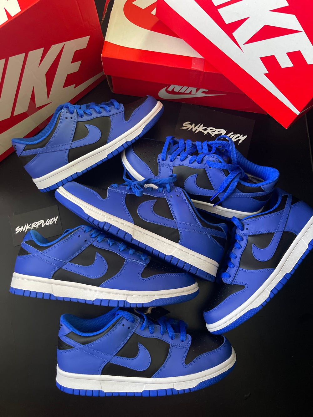 Nike Dunk Low / Cobalt