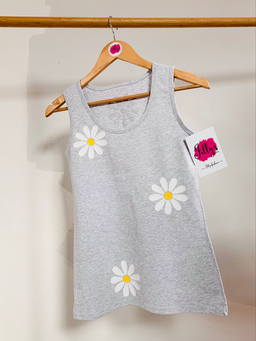 oops a daisy vest - adult