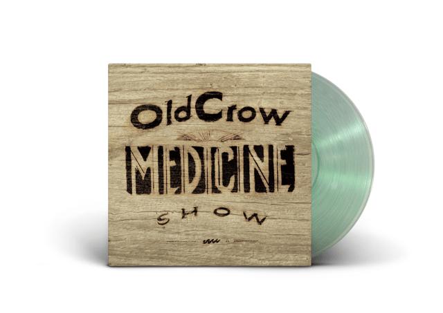 Image of Old Crow Medicine Show - Carry Me Back [Coke Bottle Clear LP]