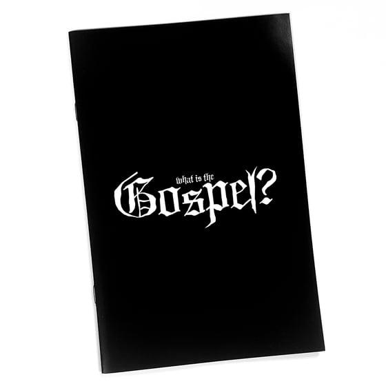 Image of (ENGLISH) GOSPEL BOOKLET
