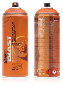 Image of MONTANA CANS LIMITED EDITION BY ATOM ONE