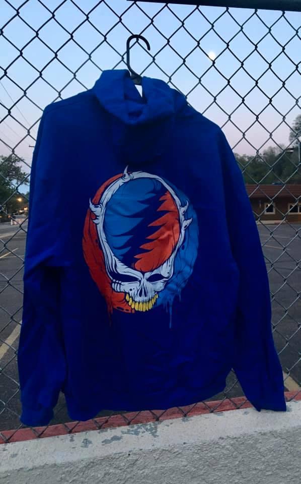 Image of Steal Ya Face zip up hoodie
