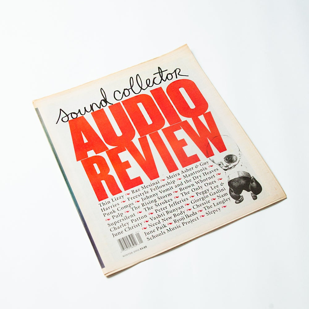 SOUND COLLECTOR AUDIO REVIEW 001