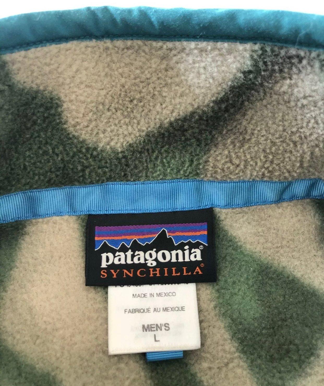 """Image of Patagonia Hawaiian Snap T FA"""" 15"""" Large"""