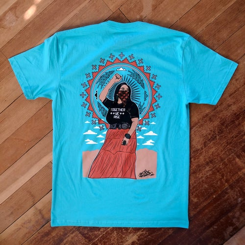Image of Rise Above Tee