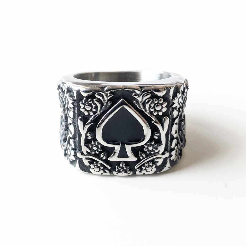Image of Spades Ring