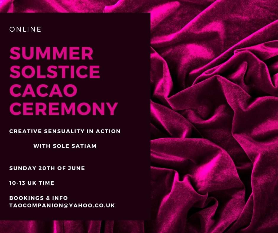 Image of Summer Solstice Cacao Ceremony