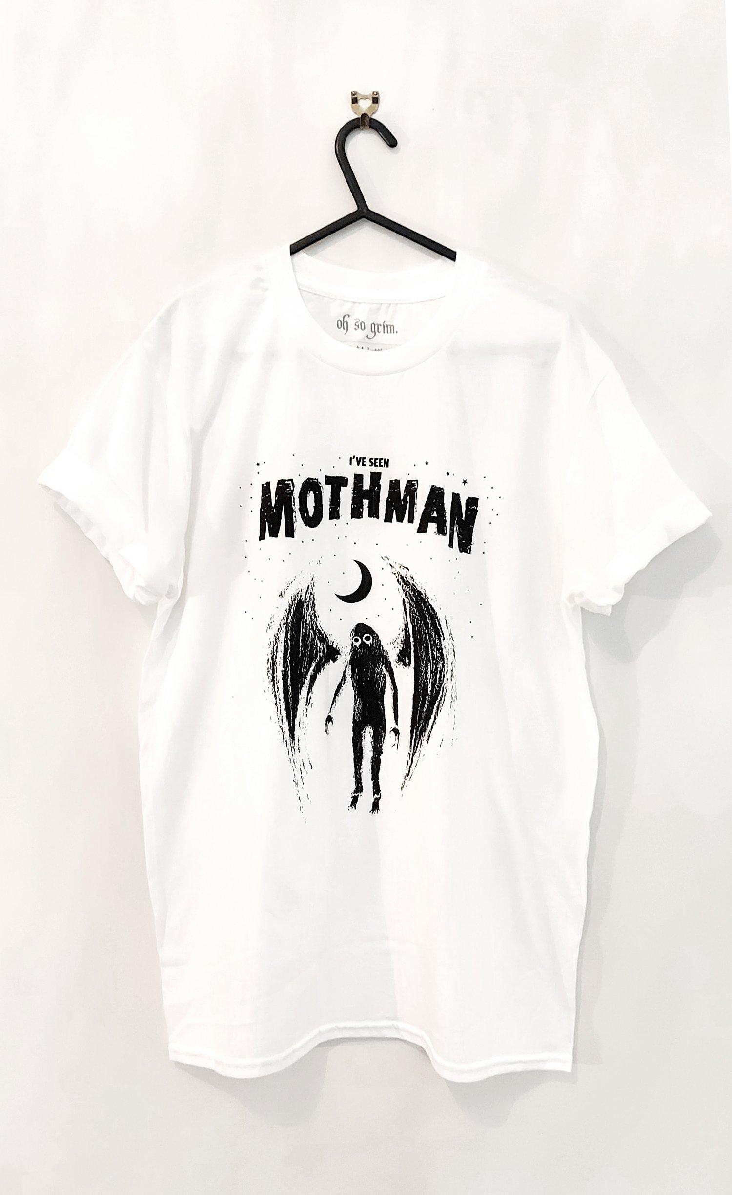 Image of Mothman T-Shirt (White)