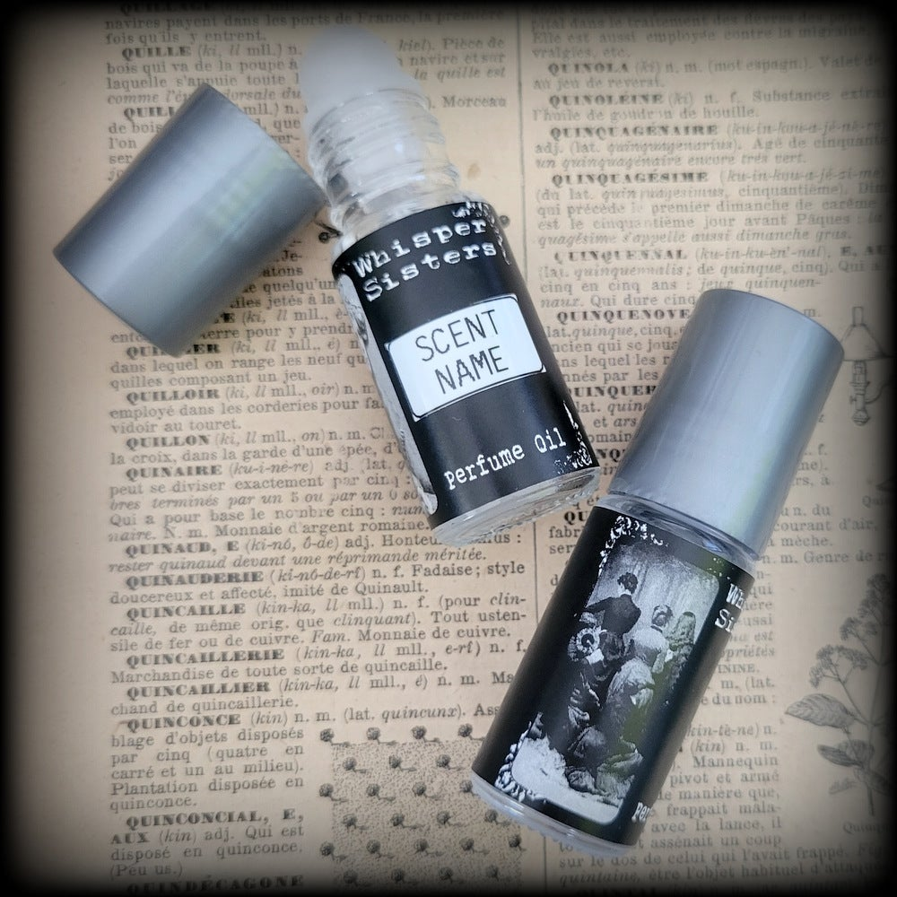 Image of Perfume Oil 5 ml Roll-On A-L