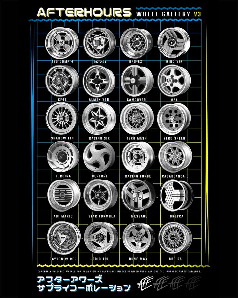 Image of Wheel Gallery V3 - T
