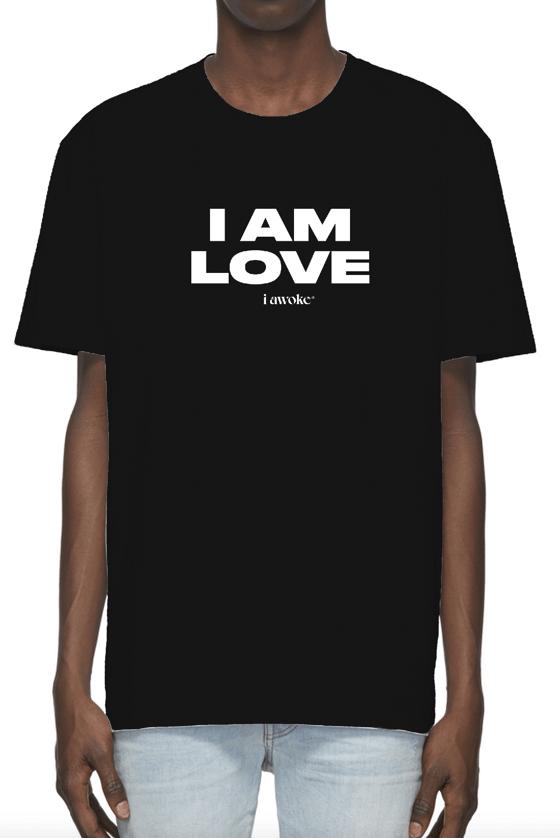 Image of I Am Love Affirmation T-Shirt