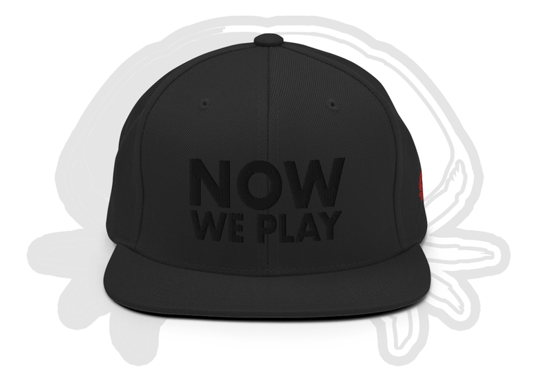 Image of Now We Play Snapback