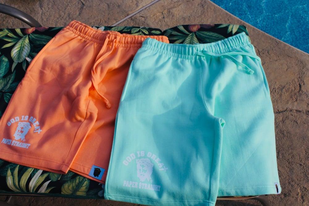 Image of 2 Shirts x 2 Shorts GIGPS 4 PIECE SUMMER SET