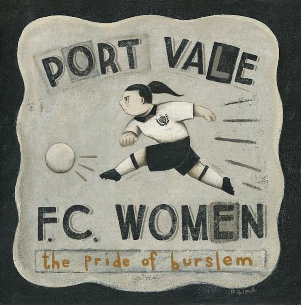 Image of Port Vale FC Women